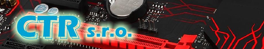 CTR s.r.o. – služby výpočetní techniky